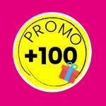 promo +100