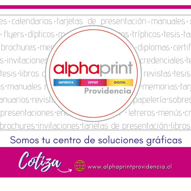 Alphaprint Providencia